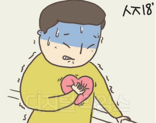 [이현석의 건강수명 연장하기] 돌연사 원인 `협심증`